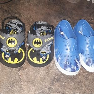 Other - Boys Shoes 2/$10. Size 9/10